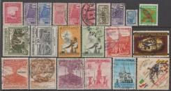 Почтовые марки. Колумбия.