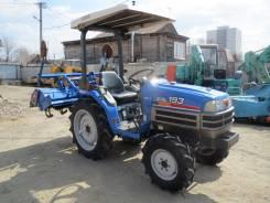 Iseki. Японский трактор , 19 л.с.