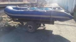 Aquasparks SD. длина 3,65м., двигатель без двигателя, 25,00л.с.
