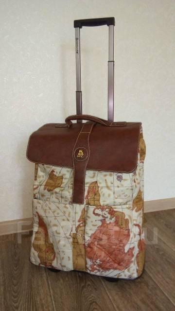 d3e47b9f2b55 Новая сумка дорожная на колесиках - Рюкзаки и сумки во Владивостоке
