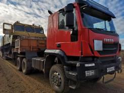 Iveco Trakker. Продам тягач Iveco 6x6, 40 000кг., 6x6