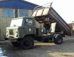 ГАЗ 66. Самосвал , 5 000кг., 4x4