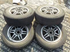 """Комплект колес (ЛОТ №К. К3). x15"""" ET45 ЦО 61,0мм."""