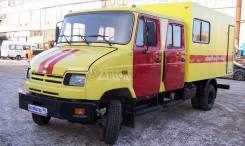 ЗИЛ 5301ТО. Газово-ремонтная мастерская на базе шасси ЗиЛ-5301ТО 2012г. Евро-3, 4 750куб. см. Под заказ