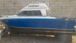 Bayliner. 1990 год год, длина 8,00м., двигатель без двигателя, 60,00л.с., бензин