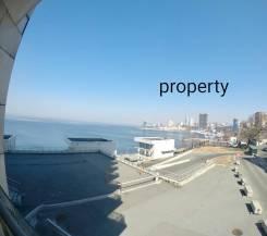 3-комнатная, улица Авраменко 2б. Эгершельд, частное лицо, 83кв.м. Вид из окна днём