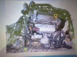 Двигатель с КПП Volkswagen AMX AT FF 4WD
