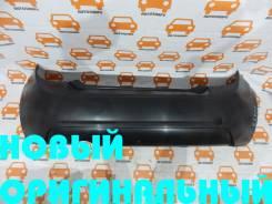 Бампер Chevrolet Aveo 2012-2015 [95460678], задний
