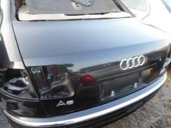 Крышка багажника. Audi A8, 4E2, 4E8, D3/4E BFL, BFM, BGK, BPK, ASN, BVN, BHT, ASB, BSB, ASE, BTE, BDX, BVJ