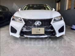 Бампер В Стиле 2018 ГОДА Lexus GS250/350/450H (L10) 2012 - 2015