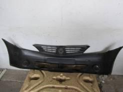 Бампер передний Renault Logan