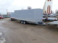 Rydwan Euro B. Прицеп для перевозки грузов или автомобиля, 2 800кг.