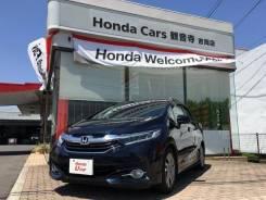 Honda Shuttle. автомат, 4wd, 1.5 (110л.с.), бензин, 32 878тыс. км, б/п. Под заказ