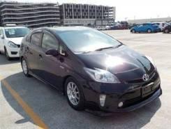 Toyota Prius. автомат, передний, 1.8, бензин, 51тыс. км, б/п, нет птс. Под заказ