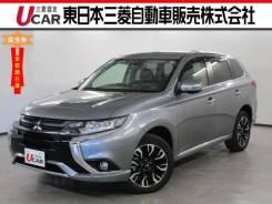 Mitsubishi Outlander. вариатор, 4wd, 2.0 (118л.с.), бензин, 39 000тыс. км, б/п. Под заказ