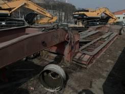 """SEMI TRAILER, 2007. Продам американский трал """"Choice"""" с передним заездом под ремонт., 40 000кг."""