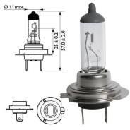 Лампа ближнего света H7 Osram (В наличии) Osram 64210