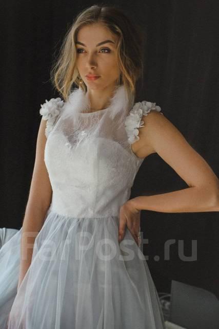 761db765fabf60e Серое свадебное платье dream bride vl - Свадебные платья, костюмы и ...
