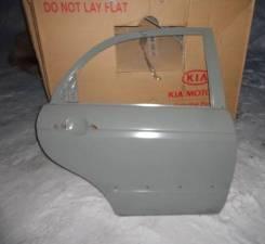 Дверь задняя правая Kia Cerato c 2004-08г Новая оригинал производител