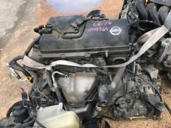 Двигатель Nissan CR14-DE