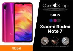 Xiaomi Redmi Note 7. Новый, 64 Гб, 3G, 4G LTE, Dual-SIM