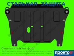 Защита картера железная Toyota FJ Cruiser (2 части), 2006-2014