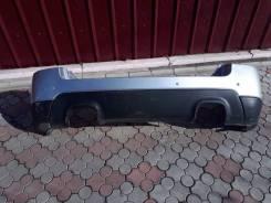 Задний бампер на Kia Sportage