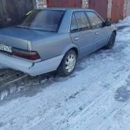 Продам переднюю левую пассажирскую дверь на Nissan bluebird 1988 гв