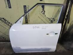 Дверь боковая. Kia Soul, PS Двигатели: D4FB, G4FD, G4NA