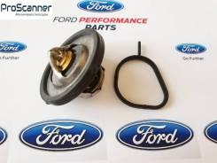Прокладка термостата. Ford: Focus, Fiesta, Mondeo, Fusion, Puma, B-MAX, C-MAX, EcoSport ASDA, ASDB, FXDA, FXDB, FXDC, FXDD, FYDA, FYDB, FYDC, FYDD, FY...