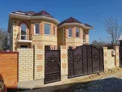 Продается дом в пригороде Анапы 140 кв. м. на 4,5 сотках. Ул Крестьянская, р-н Анапа, площадь дома 140,0кв.м., централизованный водопровод, электрич...