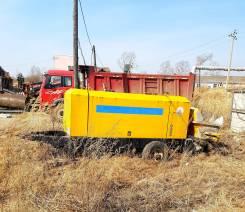 BHB HBT 80.13-130RS. Продам бетононасос Стационарный Дизельный yuhe nbt80.130rs в Хабар