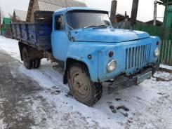 ГАЗ 53Б. ГАЗ 53 Самосвал, 4 250куб. см., 3 700кг., 4x2
