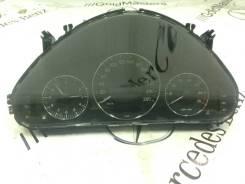 Панель приборов. Buerstner Elegance Mercedes-Benz E-Class, S211, W211 M112E26, M112E32, M113E50, M271KE18ML, M272E30, M272E35