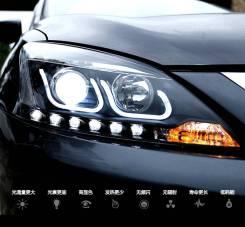 Фары(Тюнинг Комплект) Nissan Sylphy / Sentra (B17) 2012 - 2017.