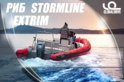 Stormline. 2019 год год, длина 7,00м., двигатель подвесной