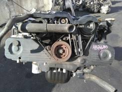 Двигатель SUBARU LEGACY, BF5, EJ20E, HB7680, 074-0043737