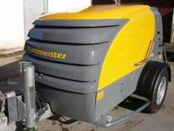 Putzmeister. Оборудование для полусухой стяжки пола Пуцмастер, 2 600куб. см., 100,00м.