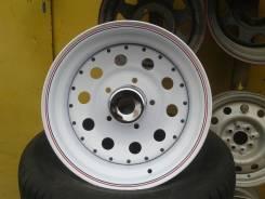 """Ikon Wheels. 8.0x15"""", 5x139.70, ET-16, ЦО 108,7мм."""