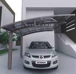 Навесы для автомобилей и террас