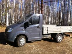 ГАЗ ГАЗель Next. ГАЗ, 2 800куб. см., 1 500кг., 4x2