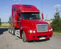 Freightliner FLC. (Фрэд Америка, Фредлайнер), 15 000куб. см., 23 500кг., 8x4