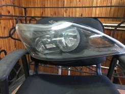 Фара Ford Focus II 2008-2011 правая чёрная 1754444