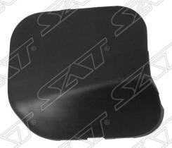 Заглушка В Бампер Nissan X-Trail 14-17 Под Крюк Sat арт. ST-DTU3-000C-0