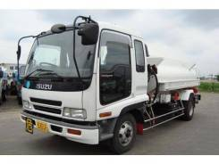 Isuzu Forward. Бензовоз во Владивостоке, 7 200 куб. см., 4x2. Под заказ