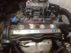 Двигатель Toyota 5A-FE старого образца