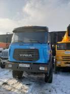 Урал. Шасси бескапотное, 6 600куб. см., 12 000кг., 6x6