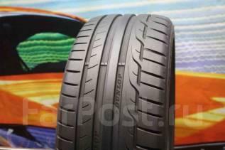 Dunlop Sport Maxx RT. летние, 2015 год, б/у, износ 20%