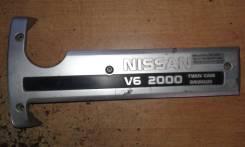 Крышка двигателя. Nissan Cefiro, A32, WA32 Двигатель VQ20DE