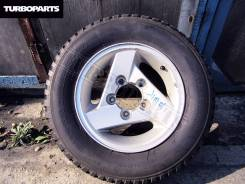 """Запасное колесо (литье) Suzuki Jimny ''15 [Turboparts]. 5.5x15"""" 5x139.70 ET5"""